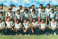 Sélection de Martinique 1983