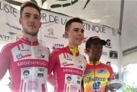 tour junior martinique2018_podium