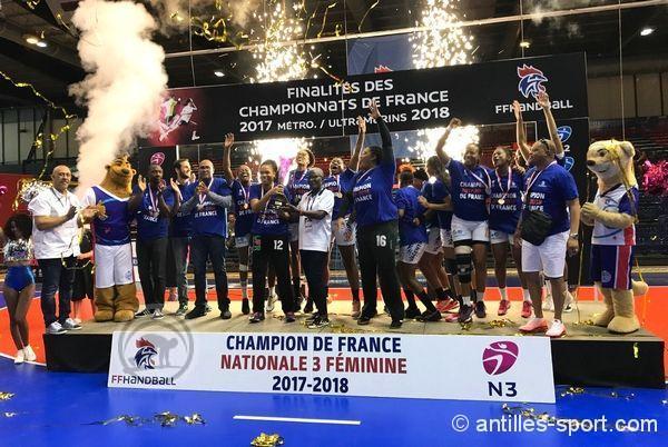 Finalités Nationales handball