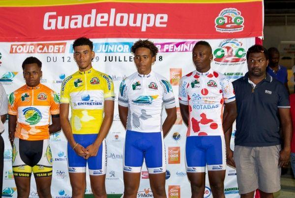 tour cadet guadelope2018_prologue