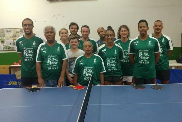 club Franciscain_championne de Martinique 2019