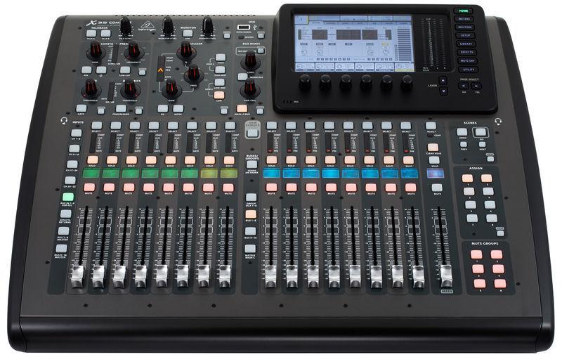 Behringer X32 Compact image (#1694858) - Audiofanzine