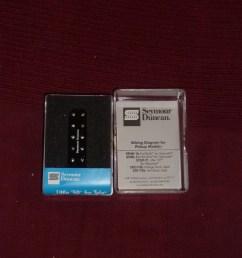 seymour duncan st59 1b little 59 telecaster [ 1920 x 2560 Pixel ]