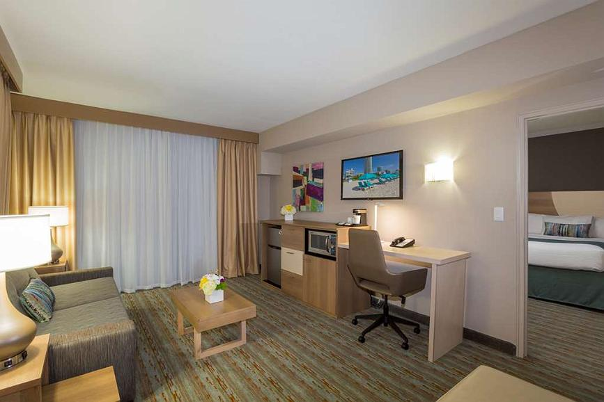 Hotel In Miami Best Western Plus Atlantic Beach Resort