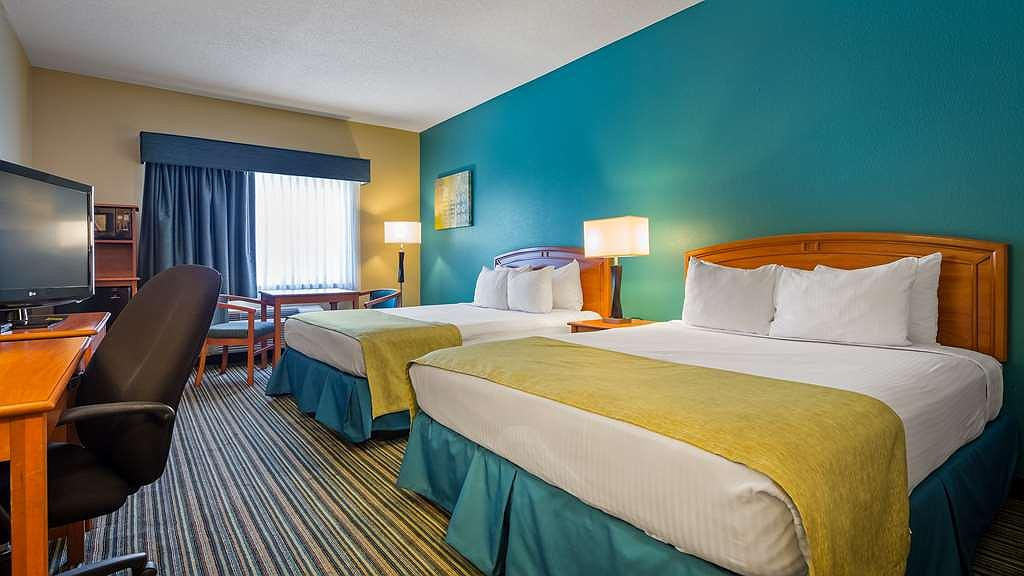 Hotel In Wichita Best Western Governors Inn Suites