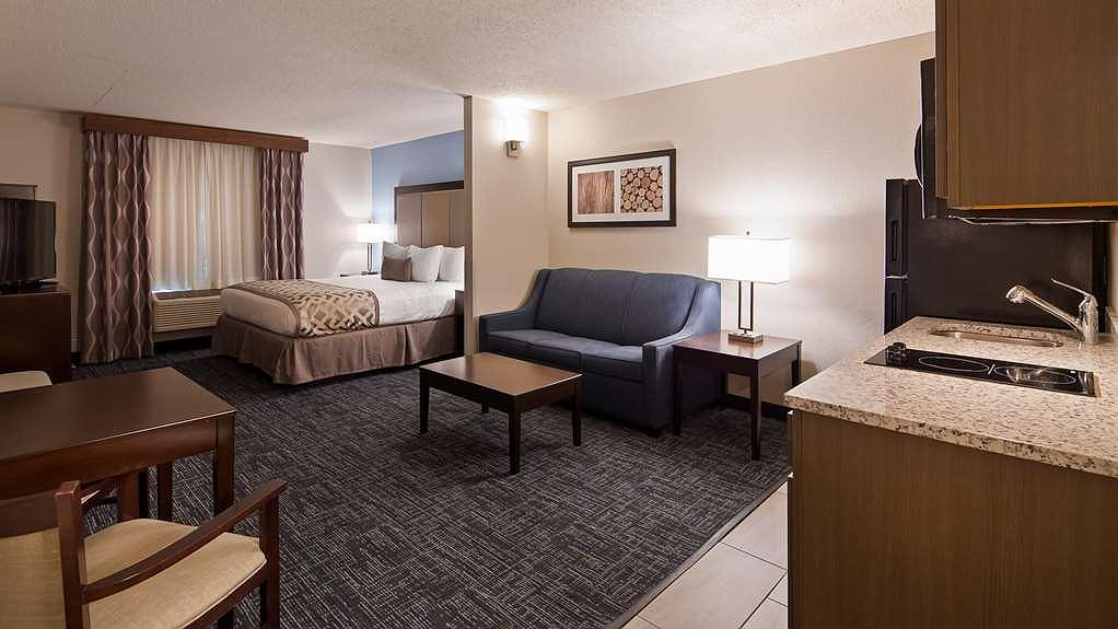 Hotel Flint Buchen Best Western Plus Flint Airport Inn