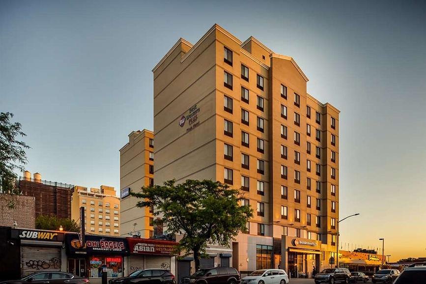Hotel In New York Best Western Plus Plaza Hotel