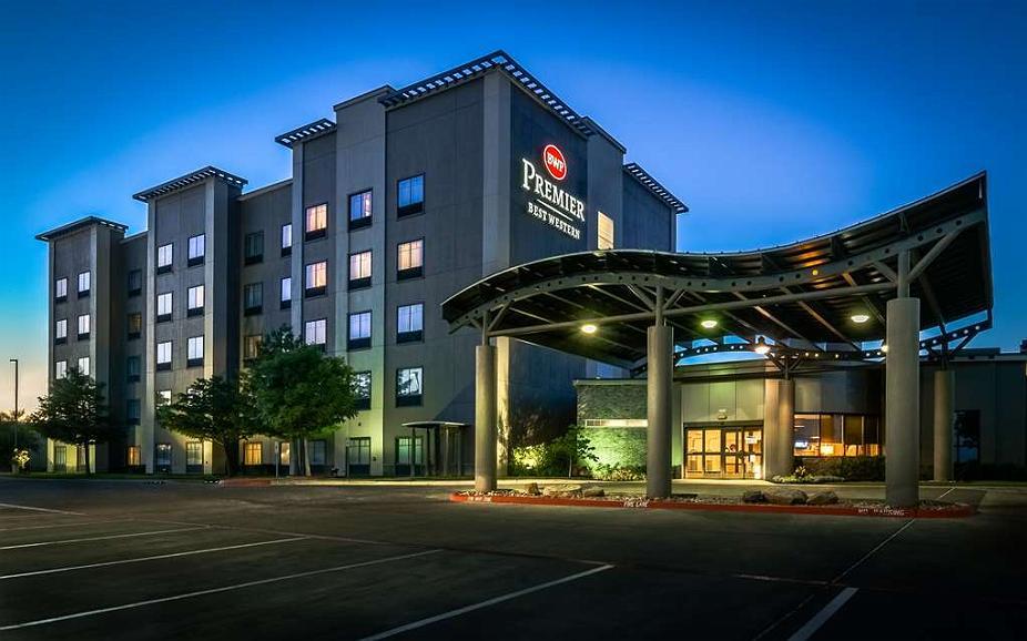 Hotel In Bryan Best Western Premier Bryan College Station