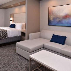 Beaumont Sofa Bjs Throw Pillows On Leather Hotel In Katy Best Western Premier Energy Corridor King With Sleeper