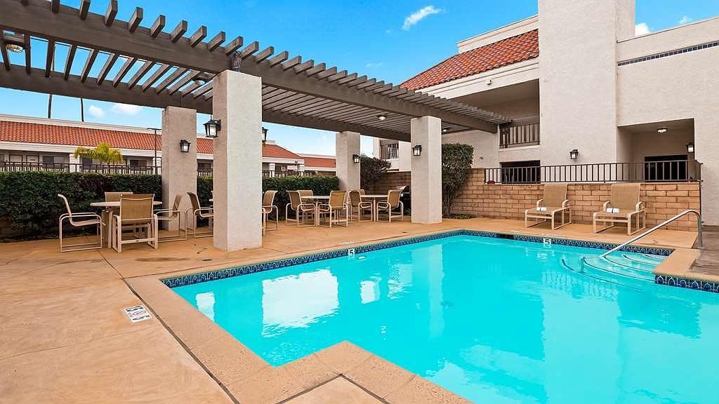 Hotel In Santa Maria Best Western Plus Big America