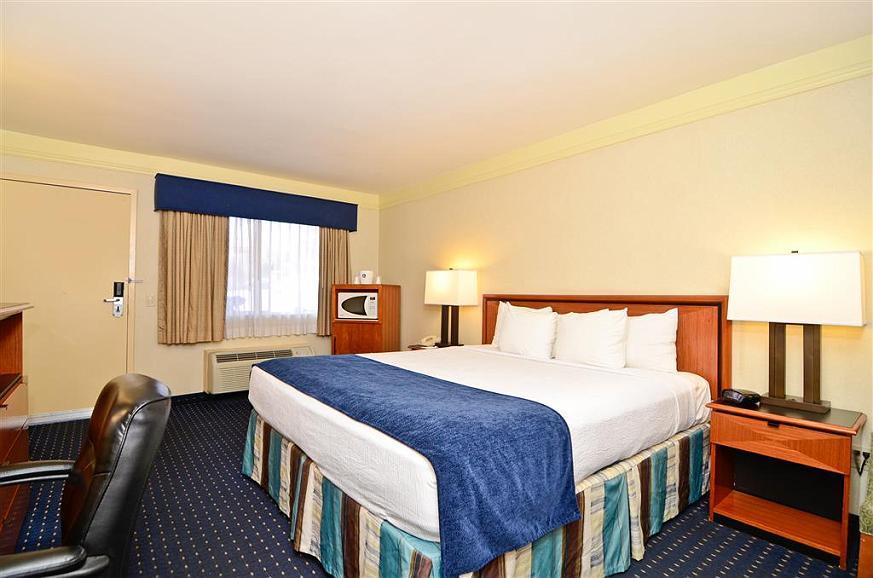 Hotel In San Diego Best Western Mission Bay
