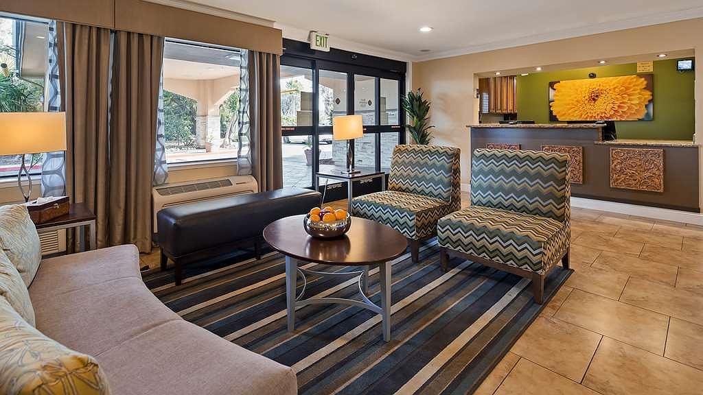 Hotel In Pleasanton Best Western Plus Pleasanton Inn