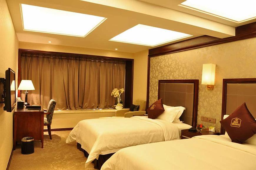 Hotel In Zhangjiajie Best Western Plus Grand Hotel Zhangjiajie