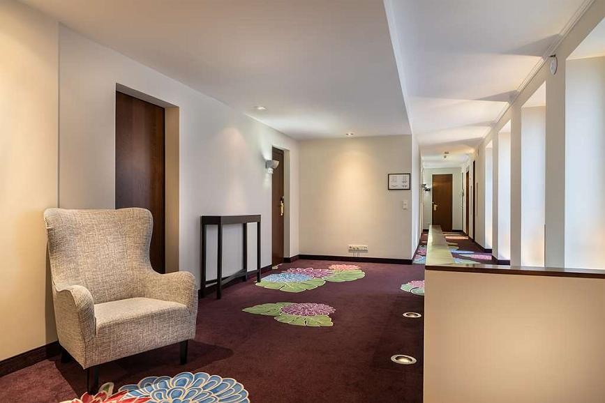 Hotel In Friedrichshafen Best Western Hotel Goldenes Rad