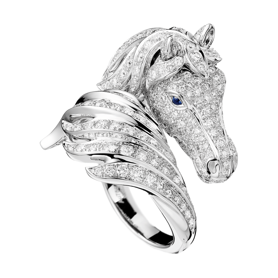 Pégase Diamond Ring  Boucheron Usa