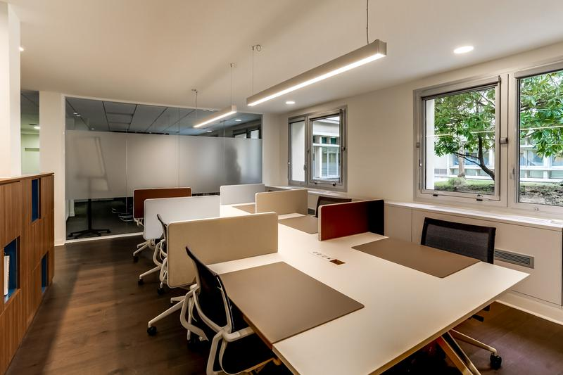 Location Coworking Et Centre D'affaires Neuillysurseine