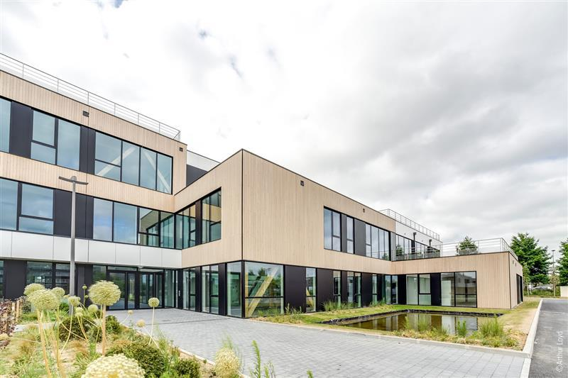 parc scientifique de la haute borne bureaux neufs de bon standing disponibles a la location
