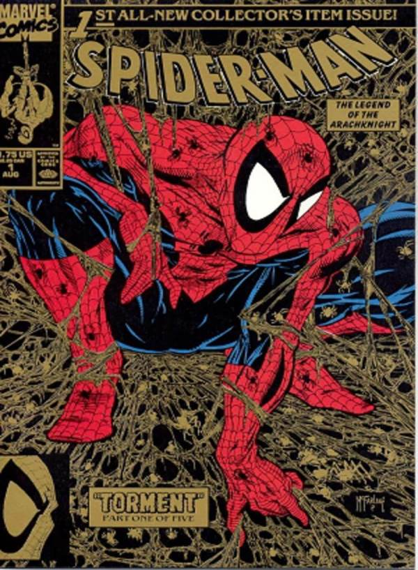 Spider-man #1 Amazing - Comixtrip
