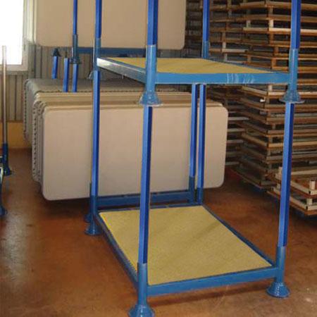 vente de racks de rangement modulaires