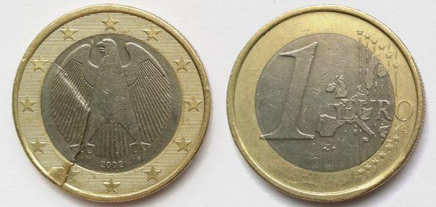1 Euro Allemagne 2002F