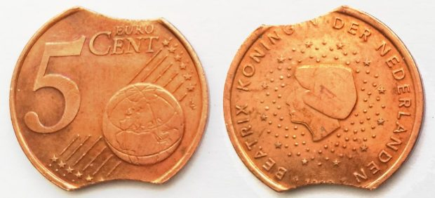 5 Cent Pays-Bas 1999
