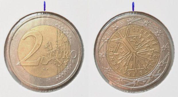 2 Euro France 1999