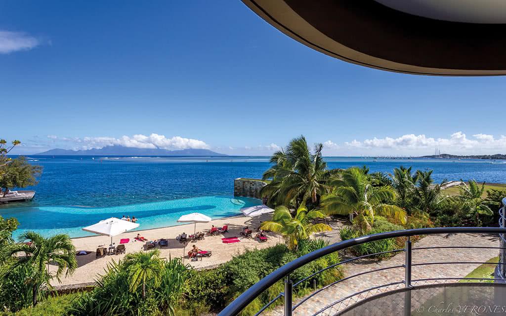 Htel Manava Suite Resort Tahiti Voyage Polynsie