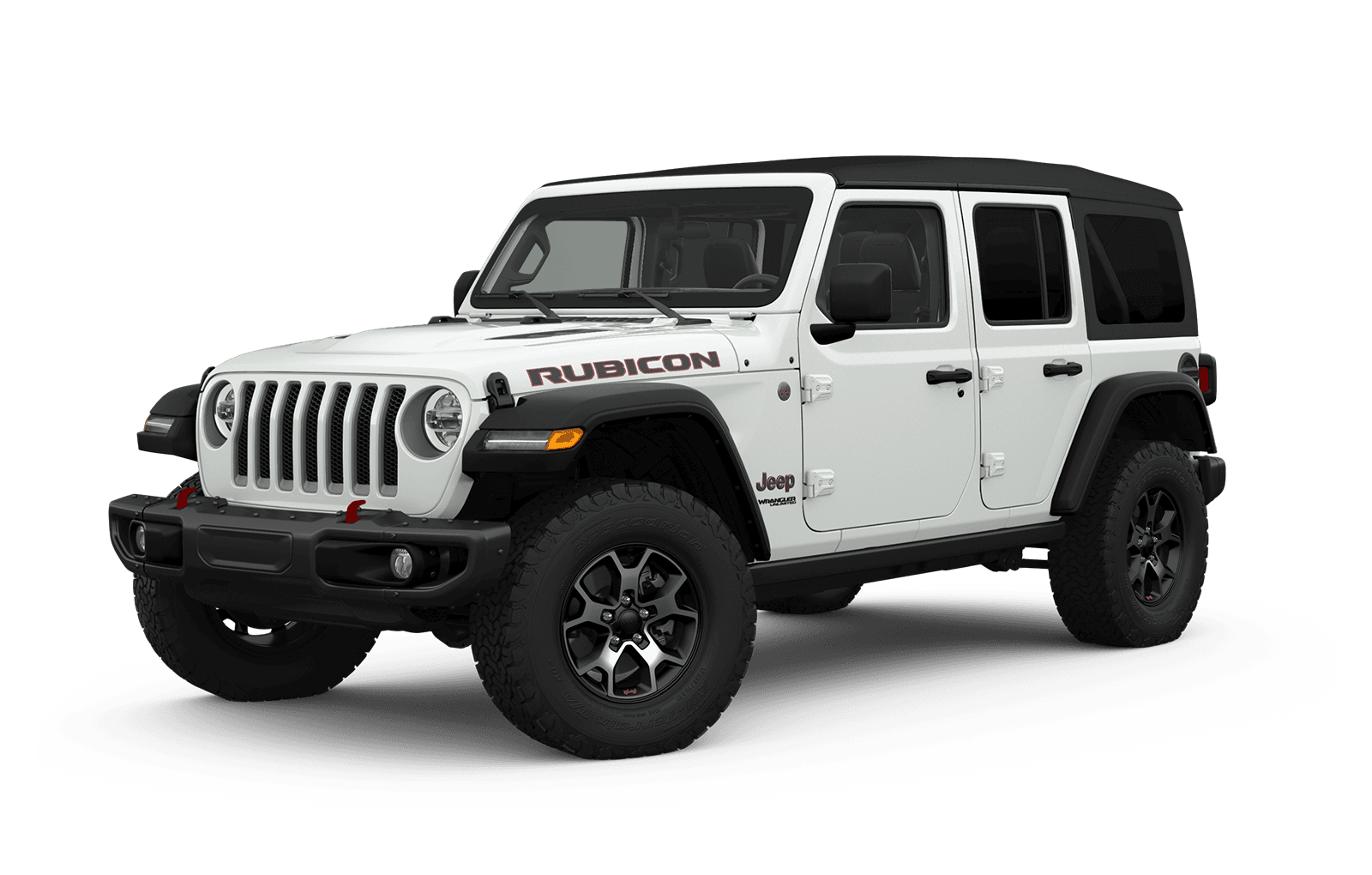 hight resolution of 2019 jeep wrangler full view in white with wheels