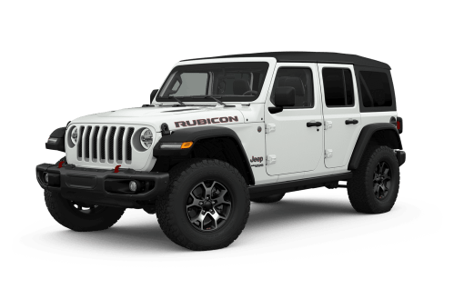 small resolution of 2019 jeep wrangler full view in white with wheels