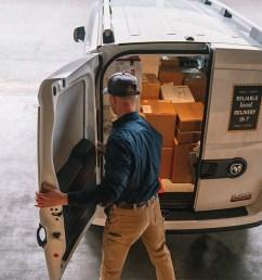 2019 ram promaster city open rear cargo door [ 1199 x 800 Pixel ]