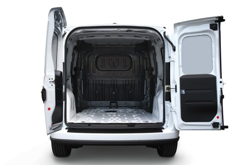 small resolution of 2019 ram promaster city exterior view with open rear doors