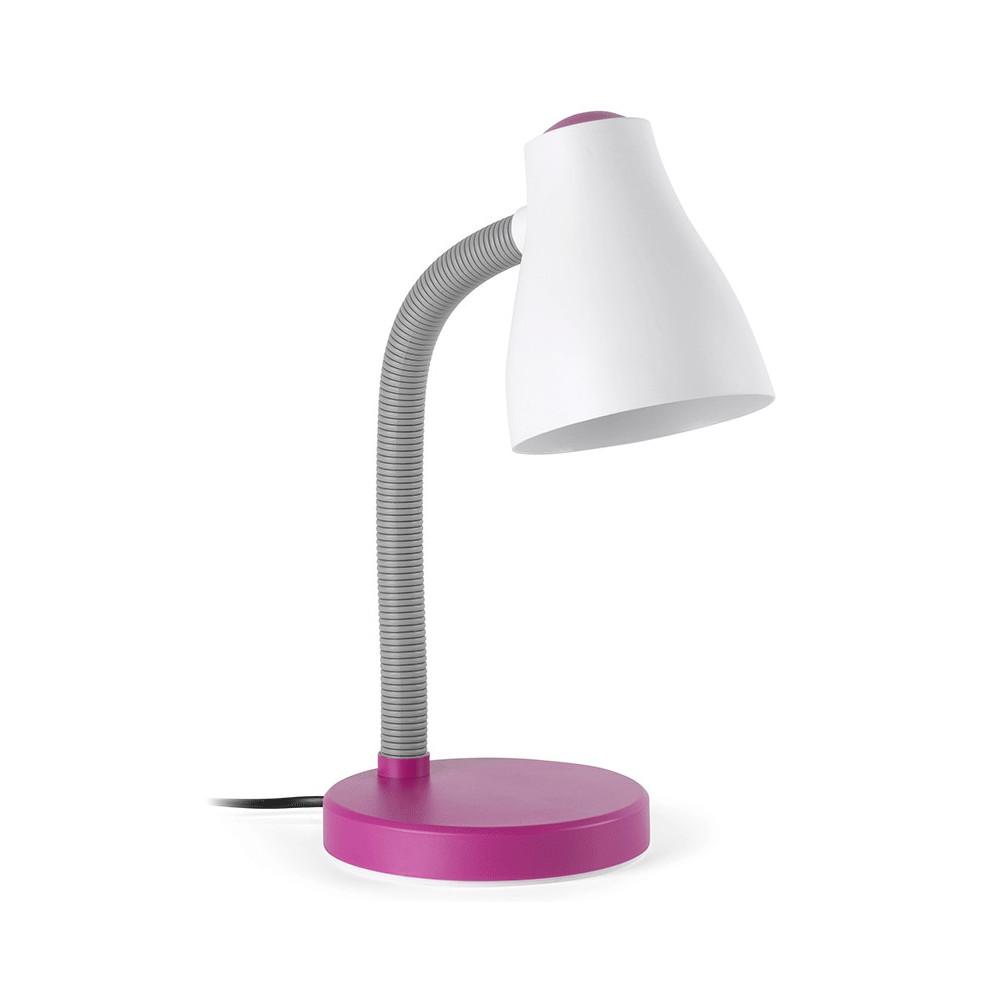 Lampe De Bureau Rose Flexible Pour Enfant Une Lampe Très