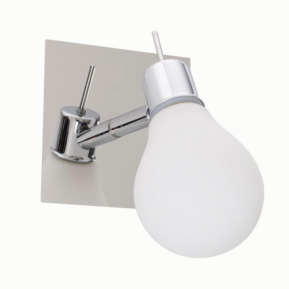 Applique salle de bain double design en forme dampoule