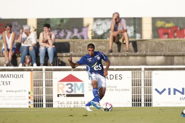 Fútbol - Fútbol - Aaneba nunca ha jugado en la Ligue 1. (L. Argueyrolles / L & # 39; Equipe)