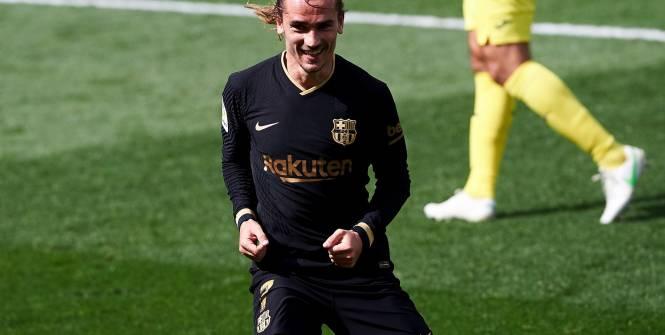 Foot – ESP – Le Barça met la pression sur l'Atlético grâce à un doublé de Griezmann