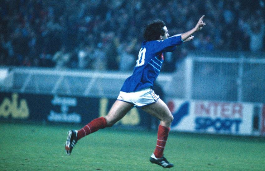 Michel Platini vs. Jugoslavia 1985