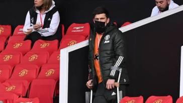 Harry Maguire (Manchester United) incertain pour la finale de la Ligue Europa