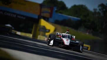 Simon Pagenaud et Romain Grosjean, prêts à relever le défi «pneumatique» de Road America