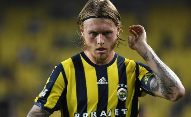 Foot Transfert Simon Kjaer Fenerbahçe à L Inter