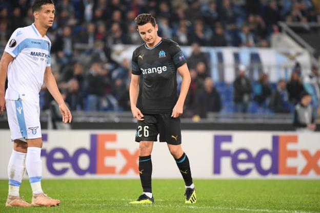 Football - Alexis Danjon - Europe is over for Florian Thauvin and OM. (S. Mantey / The Team)