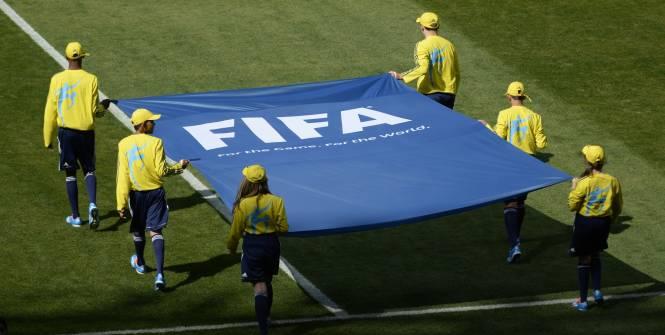 Le centre Nobel de la paix a décidé de stopper son partenariat avec la FIFA. (Archives L'Equipe)