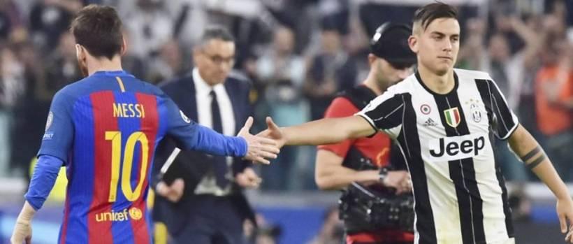 """Résultat de recherche d'images pour """"Dybala est à barcelone en visite"""""""