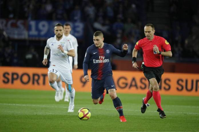 PSG will host Strasbourg on Saturday afternoon before Real Madrid the following Wednesday. (S.Boué - The Team)