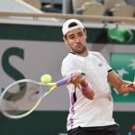 Matteo Berrettini, battu en quarts à Roland-Garros par Novak Djokovic: «S'arrêter n'était pas le mieux pour mon tennis»