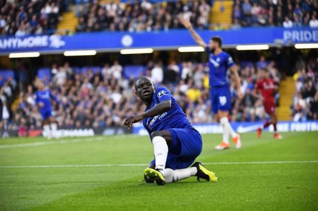 N & # 39; Golo Kanté will face Everton. (F. Porcu / Team)