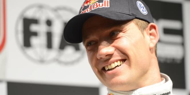 Sébastien Ogier compte déjà trois victoires cette saison. (L'Equipe)