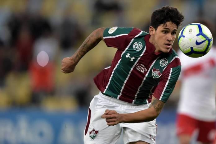 Pedro always likes Bordeaux. (Thiago Ribeiro / Sports Press)