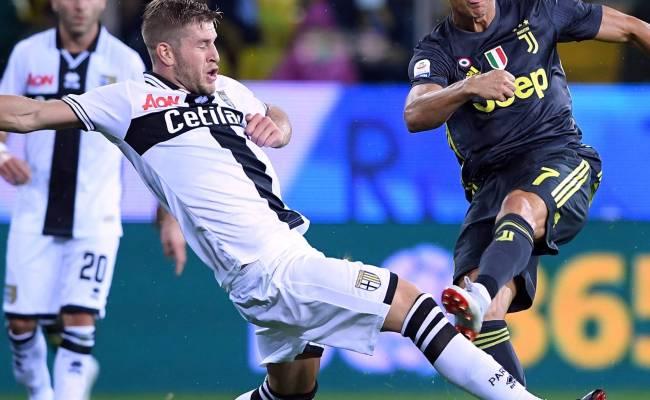 Résultat Et Résumé Parme Juventus Match En Direct