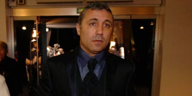 Hristo Stoichkov est adepte des sorties fracassantes.  (L'Equipe)