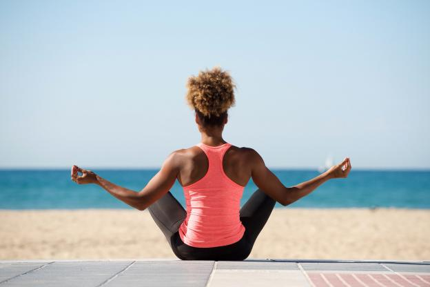 All sports - Ilosport - Yoga can do good for your back. (Shutterstock / CD)